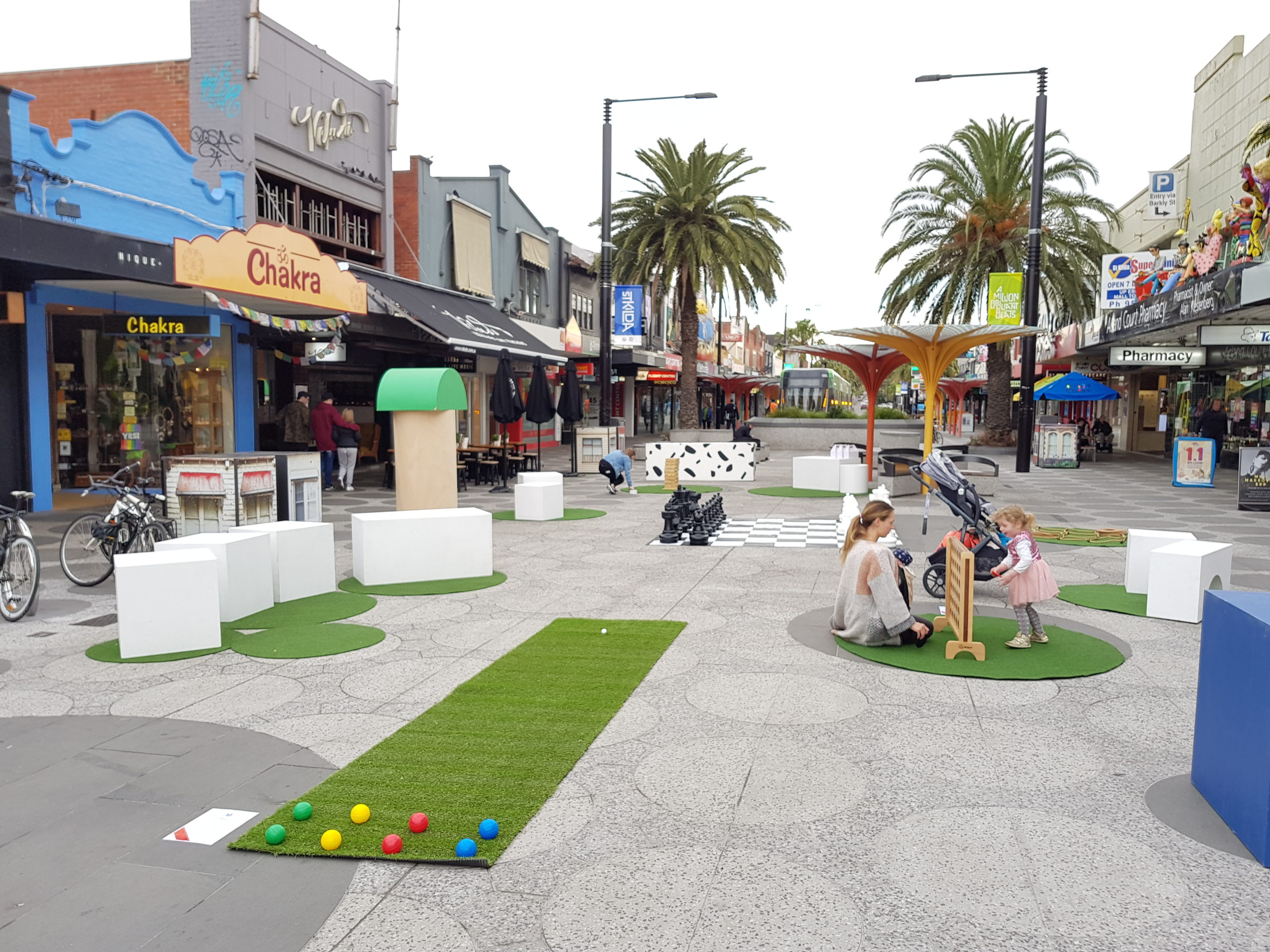 Pop-Up Playground: Reimagining A Space Now and Into the Future, ENGAGE