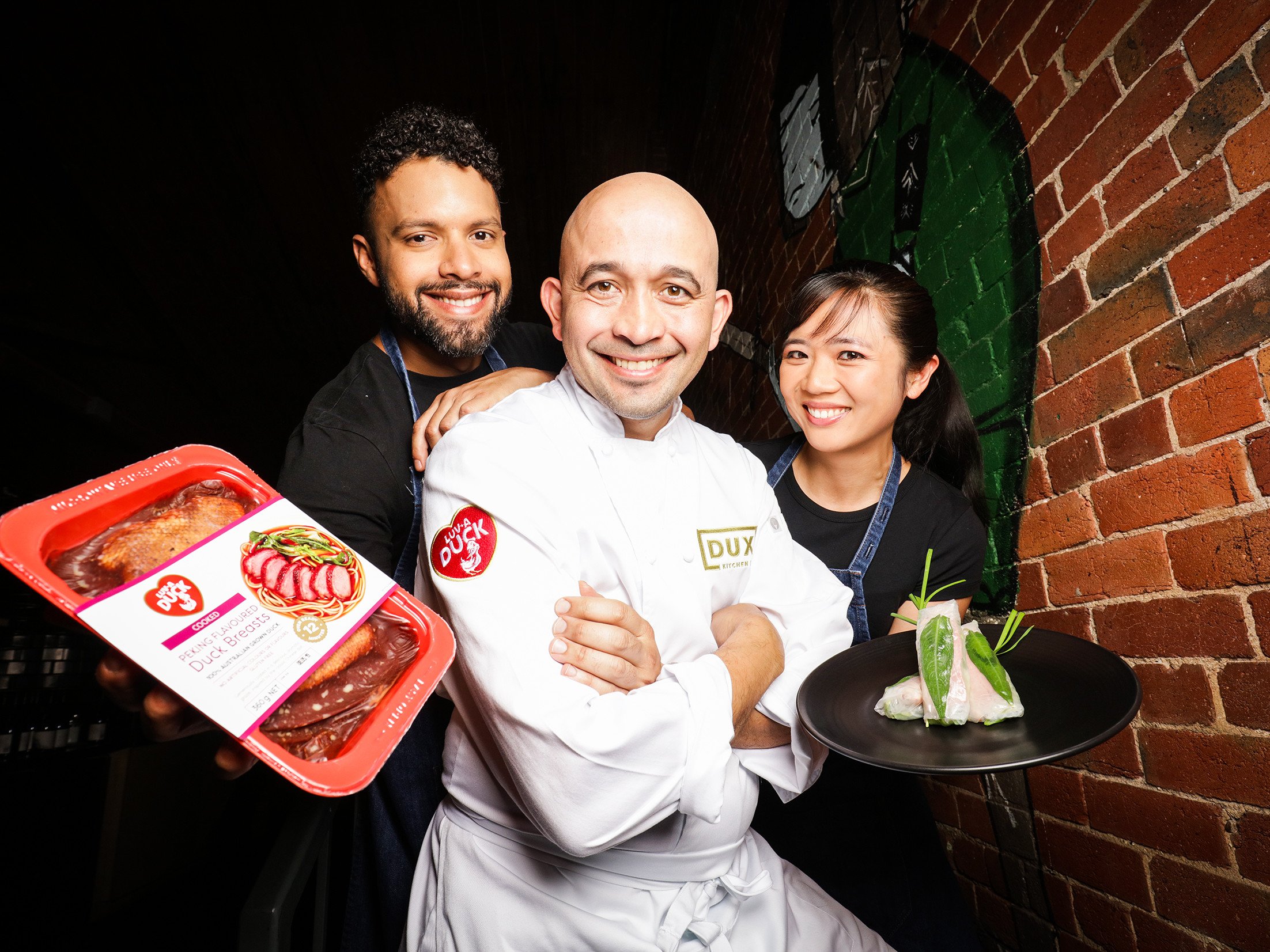 Luv-a-Duck Dux Kitchen with Adam D'Sylva, ENGAGE
