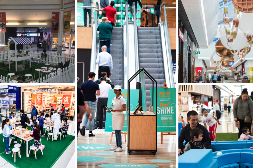 Driving Shopping Centre Foot Traffic: Local Communities at the Centre of the Mall, ENGAGE