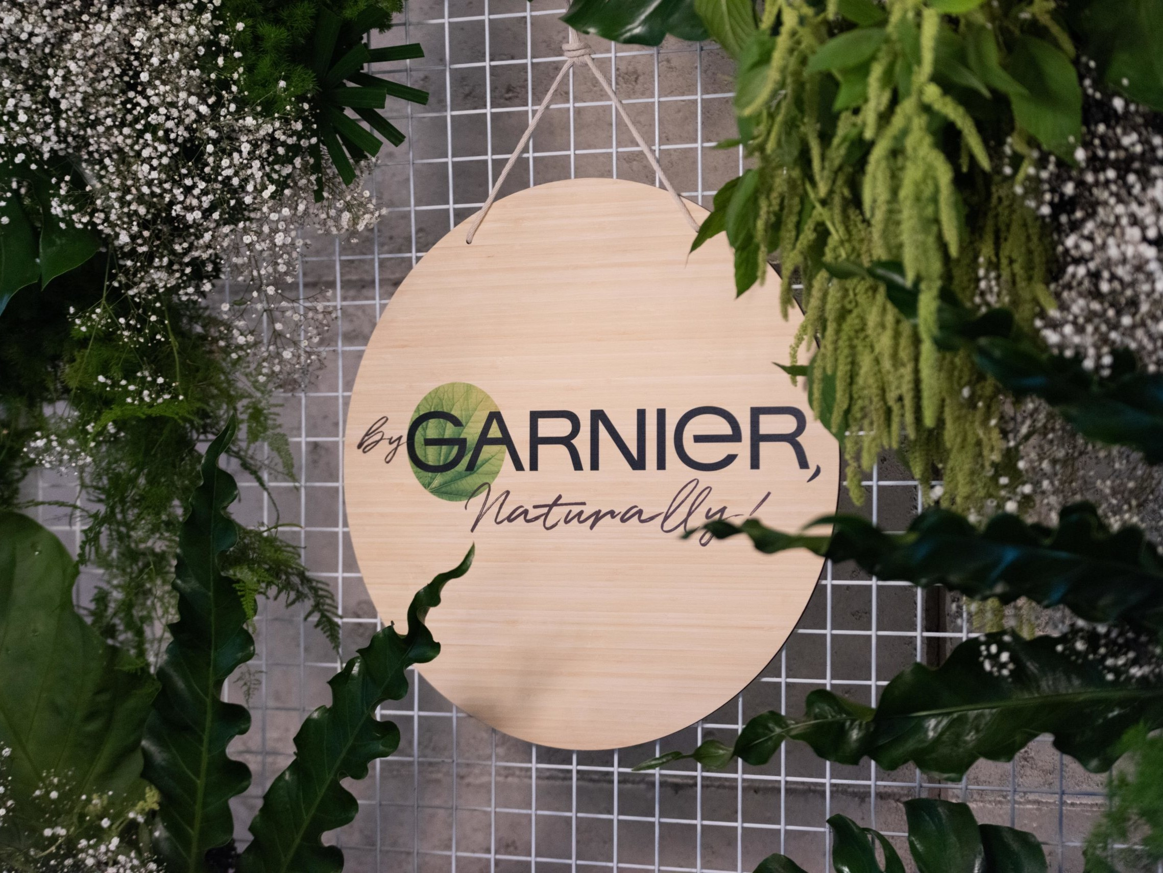 Garnier Brand Activation – L'Oreal CDP Conference 2019, ENGAGE