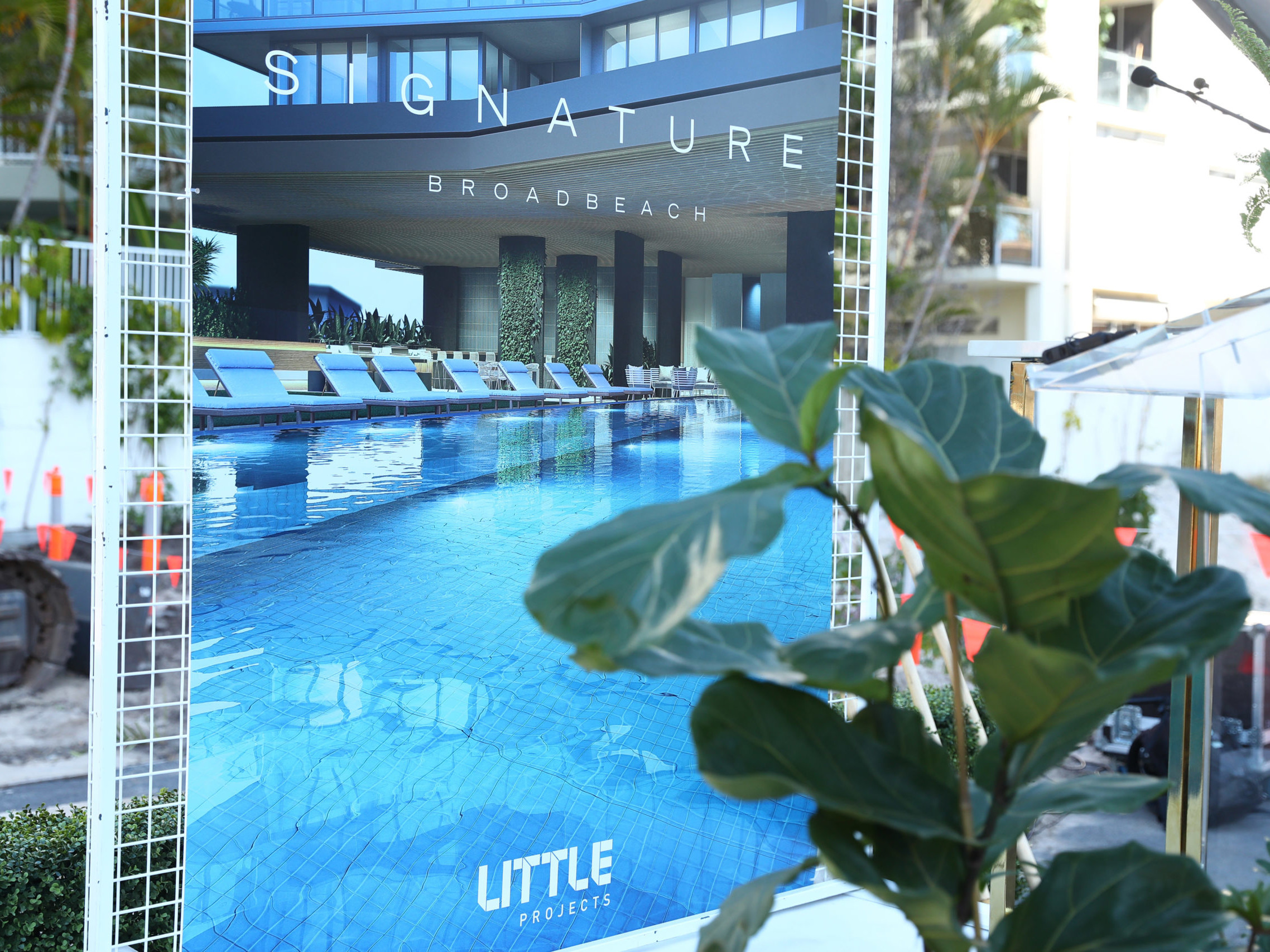 Little Projects Signature Broadbeach Ground-Breaking Activation, ENGAGE