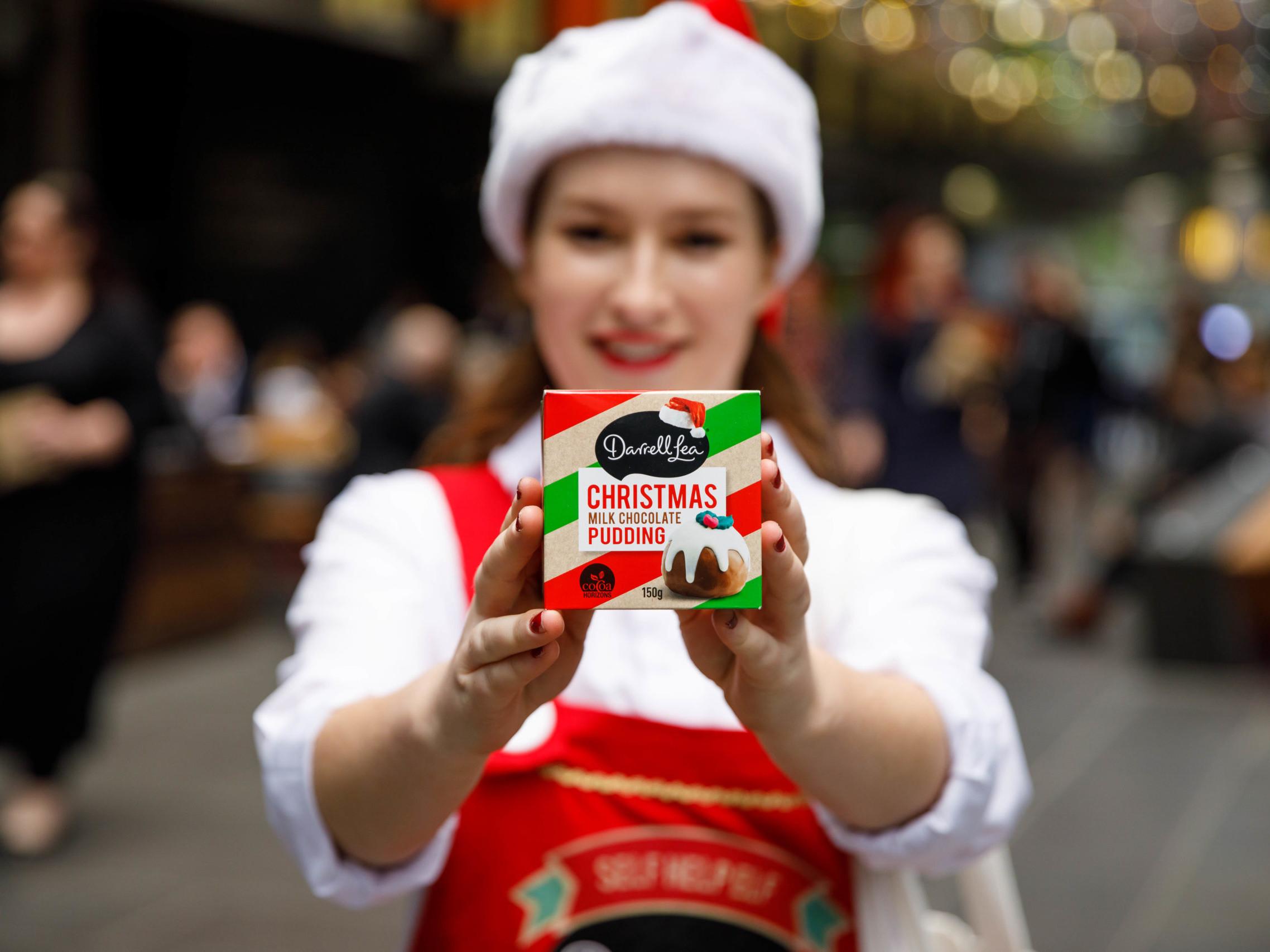 "Darrell Lea ""Self Help Elf"" Christmas Activation, ENGAGE"